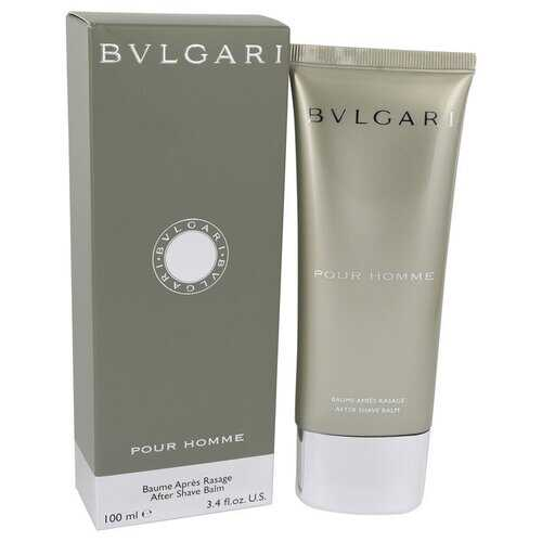 BVLGARI by Bvlgari After Shave Balm 3.4 oz (Men)