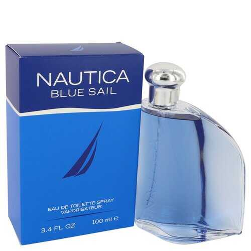Nautica Blue Sail by Nautica Eau De Toilette Spray 3.4 oz (Men)