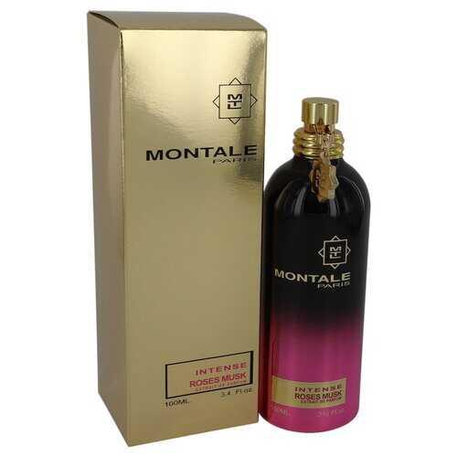 Montale Intense Roses Musk by Montale Eau De Parfum Spray 3.4 oz (Women)