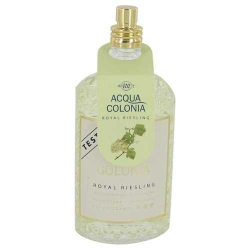 4711 Acqua Colonia Royal Riesling by Maurer & Wirtz Eau De Cologne Spray (Tester) 5.7 oz (Women)