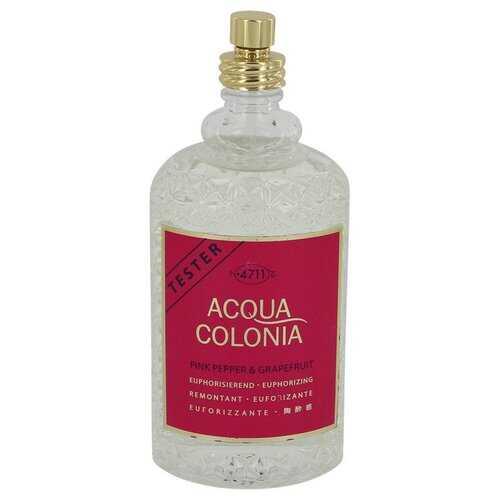 4711 Acqua Colonia Pink Pepper & Grapefruit by Maurer & Wirtz Eau De Cologne Spray (Tester) 5.7 oz (Women)