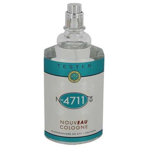 4711 Nouveau by 4711 Cologne Spray (Unisex Tester) 3.4 oz (Men)