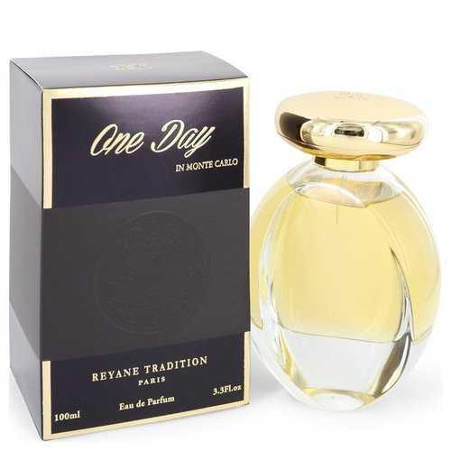 One Day In Monte Carlo by Reyane Tradition Eau De Parfum Spray 3.3 oz (Women)