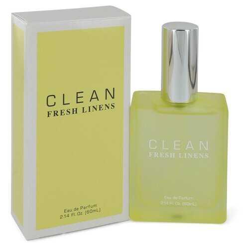 Clean Fresh Linens by Clean Eau De Parfum Spray 2.14 oz (Women)