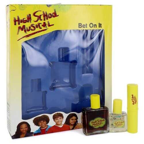 High School Musical by Disney Gift Set -- 1 oz Cologne Spray + .5 oz Pocket Spray + .25 oz Shimmer Stick (Women)