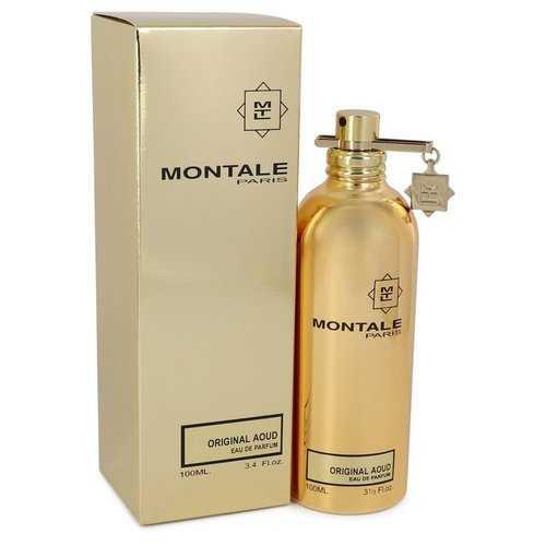Montale Original Aoud by Montale Eau De Parfum Spray (Unisex) 3.4 oz (Women)