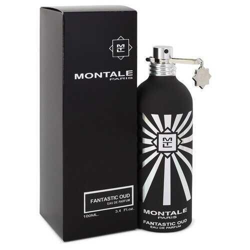 Montale Fantastic Oud by Montale Eau De Parfum Spray (Unisex) 3.4 oz (Women)