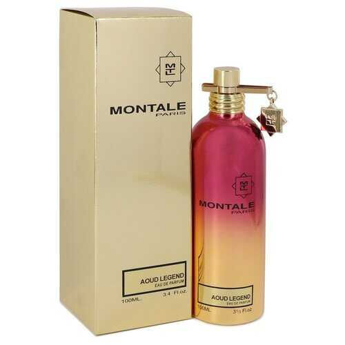 Montale Aoud Legend by Montale Eau De Parfum Spray (Unisex) 3.4 oz (Women)