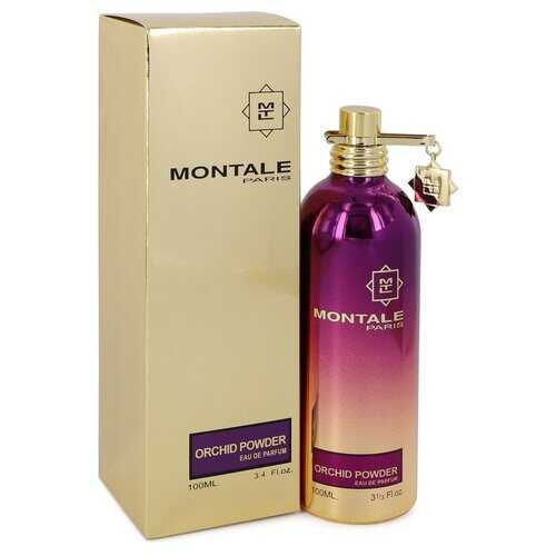 Montale Orchid Power by Montale Eau De Parfum Spray (Unisex) 3.4 oz (Women)