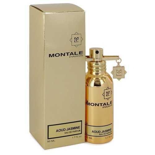 Montale Aoud Jasmine by Montale Eau De Parfum Spray (Unisex) 1.7 oz (Women)