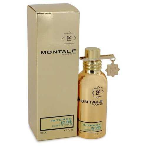 Montale Intense So Iris by Montale Eau De Parfum Spray (Unisex) 1.7 oz (Women)
