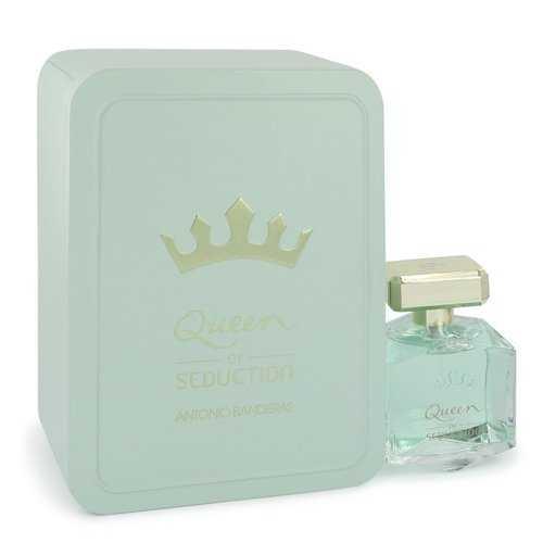 Queen of Seduction by Antonio Banderas Eau De Toilette Spray (Designer Packaging) 2.7 oz (Women)