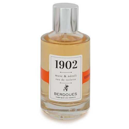 1902 Musc & Neroli by Berdoues Eau De Toilette Spray (Tester) 3.38 oz (Women)