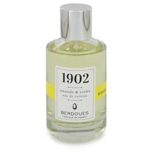 1902 Amande & Tonka by Berdoues Eau De Toilette Spray (Tester) 3.38 oz (Women)