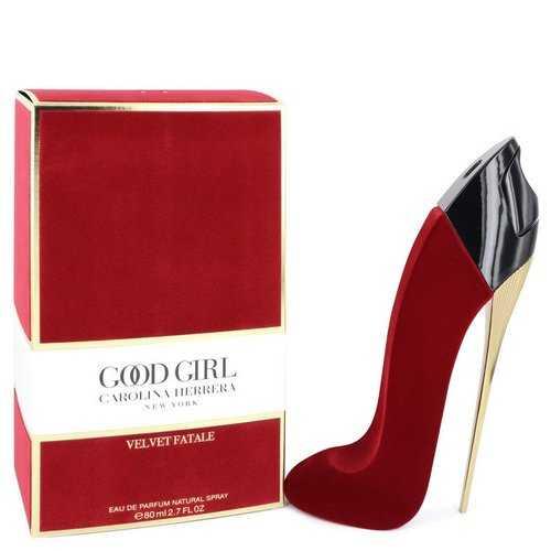 Good Girl Velvet Fatale by Carolina Herrera Eau De Parfum Spray 2.7 oz (Women)