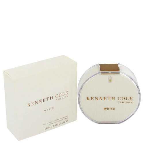 Kenneth Cole White by Kenneth Cole Eau De Parfum Spray (unboxed) 3.4 oz (Women)