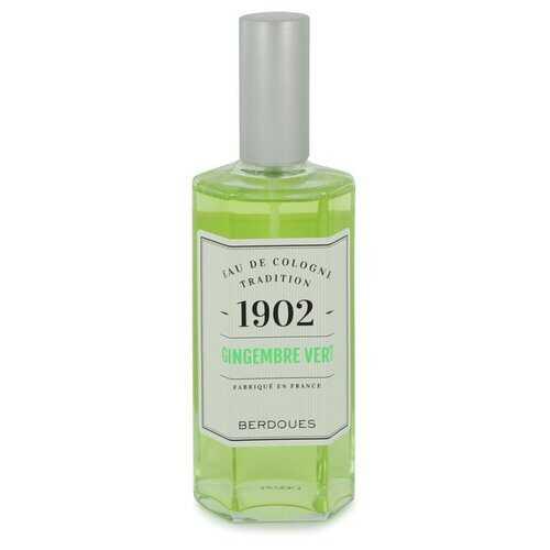 1902 Gingembre Vert by Berdoues Eau De Cologne Spray (Tester) 4.2 oz (Women)