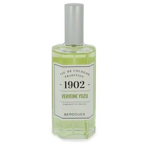1902 Verveine Yuzu by Berdoues Eau De Cologne Spray 4.2 oz (Men)