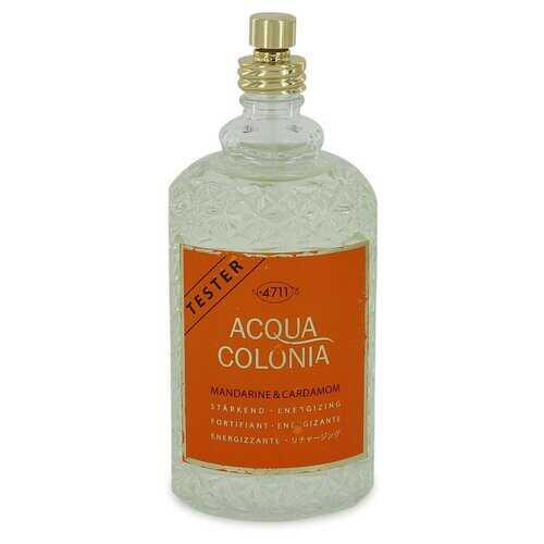4711 Acqua Colonia Mandarine & Cardamom by Maurer & Wirtz Eau De Cologne Spray (Unisex Tester) 5.7 oz (Women)