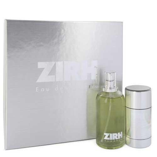 Zirh by Zirh International Gift Set -- 4.2 oz Eau De Toilette Spray + 2.6 oz Deodorant Stick (Men)