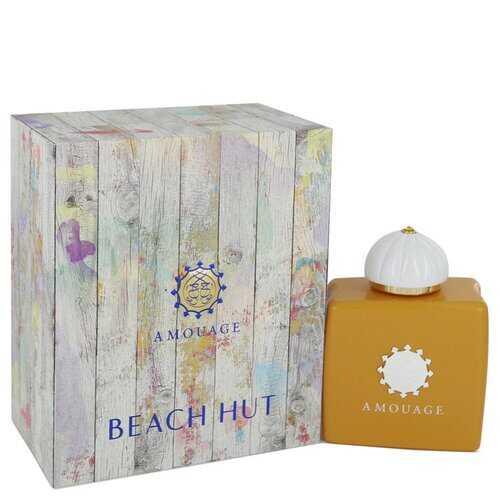 Amouage Beach Hut by Amouage Eau De Parfum Spray 3.4 oz (Women)