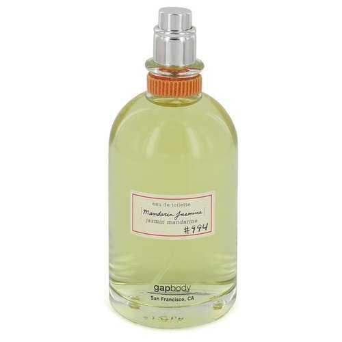 Mandarin Jasmine by Gap Eau De Toilette Spray (Tester) 3.4 oz (Women)