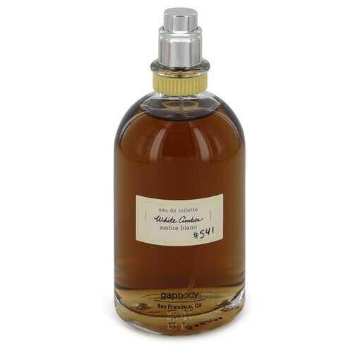 White Amber 541 by Gap Eau De Toilette Spray (Tester) 3.4 oz (Women)