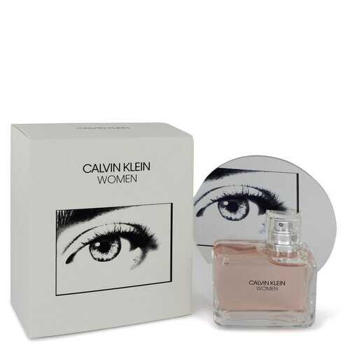 Calvin Klein Woman by Calvin Klein Eau De Parfum Spray 3.4 oz (Women)