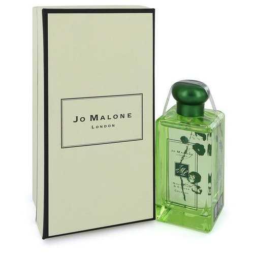 Jo Malone Nasrutium & Clover by Jo Malone Cologne Spray (Unisex) 3.4 oz (Women)
