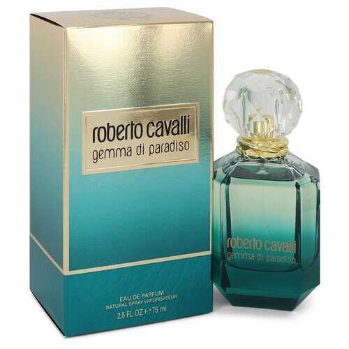 Roberto Cavalli Gemma Di Paradiso by Roberto Cavalli Eau De Parfum Spray 2.5 oz (Women)