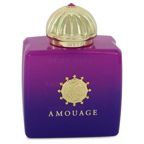 Amouage Myths by Amouage Eau De Parfum Spray (Tester) 3.4 oz (Women)