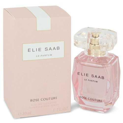 Le Parfum Elie Saab Rose Couture by Elie Saab Eau De Toilette Spray 1 oz (Women)