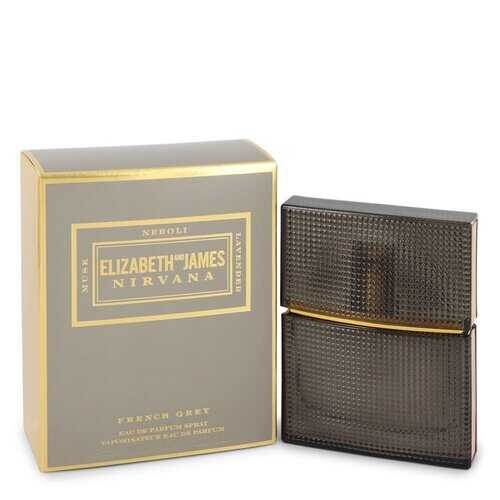 Nirvana French Grey by Elizabeth and James Eau De Parfum Spray (Unisex) 1 oz (Women)