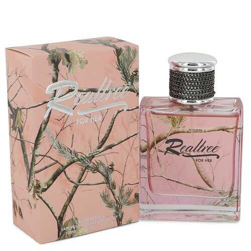 RealTree by Jordan Outdoor Eau De Parfum Spray 3.4 oz (Women)