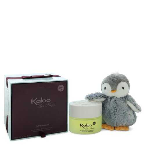 Kaloo Les Amis by Kaloo Alcohol Free Eau D'ambiance Spray + Free Penguin Soft Toy 3.4 oz (Men)