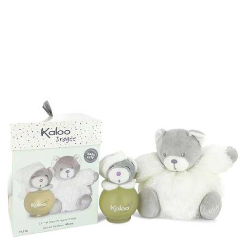 Kaloo Dragee by Kaloo Eau De Senteur Spray (Alcohol Free) + Free Fluffy Bear 3.2 oz (Men)