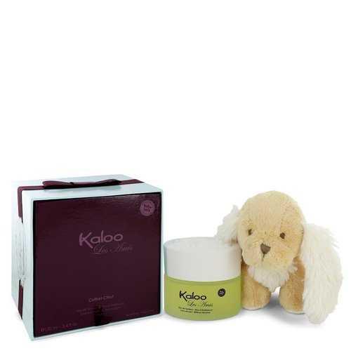 Kaloo Les Amis by Kaloo Eau De Senteur Spray / Room Fragrance Spray (Alcohol Free) + Free Fluffy Puppy 3.4 oz (Men)