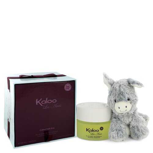 Kaloo Les Amis by Kaloo Eau De Senteur Spray / Room Fragrance Spray (Alcohol Free) + Free Fluffy Donkey 3.4 oz (Men)
