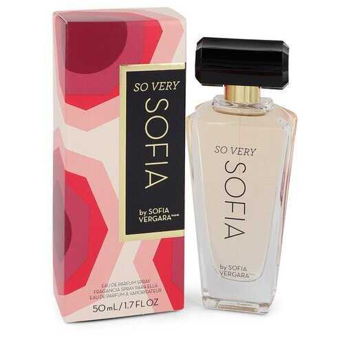 So Very Sofia by Sofia Vergara Eau De Parfum Spray 1.7 oz (Women)
