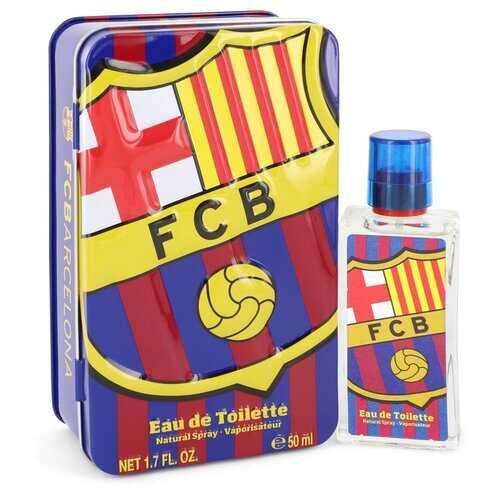 FC Barcelona by Air Val International Eau De Toilette Spray 1.7 oz (Men)
