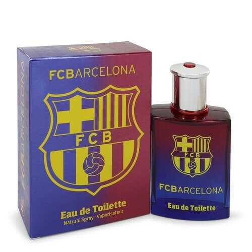 FC Barcelona by Air Val International Eau De Toilette Spray 3.4 oz (Men)