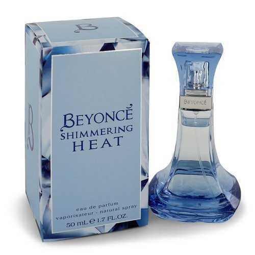 Beyonce Shimmering Heat by Beyonce Eau De Parfum Spray 1.7 oz (Women)
