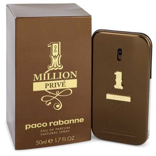 1 Million Prive by Paco Rabanne Eau De Parfum Spray 1.7 oz (Men)