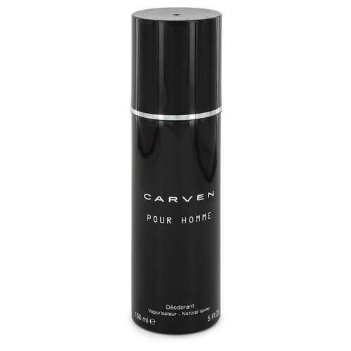 Carven Pour Homme by Carven Deodorant Spray (Tester) 5 oz (Men)