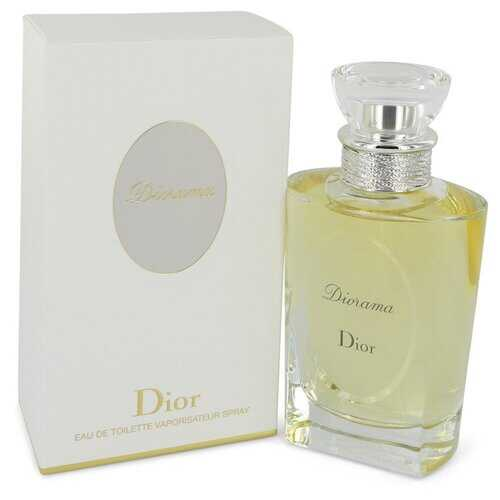 Diorama by Christian Dior Eau De Toilette Spray 3.4 oz (Women)