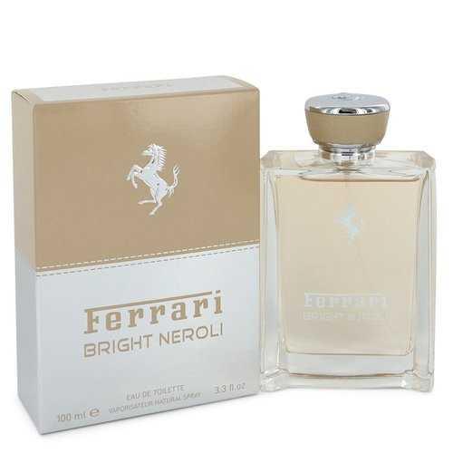 Ferrari Bright Neroli by Ferrari Eau De Toilette Spray 3.4 oz (Men)