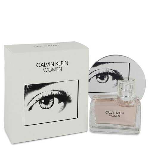 Calvin Klein Woman by Calvin Klein Eau De Parfum Spray 1.7 oz (Women)