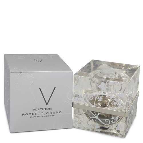 V V Platinum by Roberto Verino Eau De Parfum Spray 1.7 oz (Women)