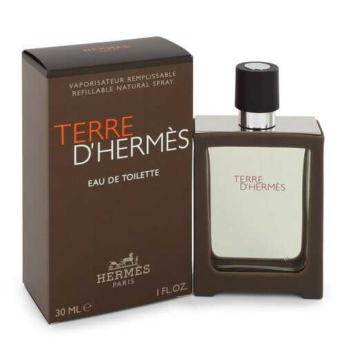 Terre D'Hermes by Hermes Eau De Toilette Spray 1 oz (Men)