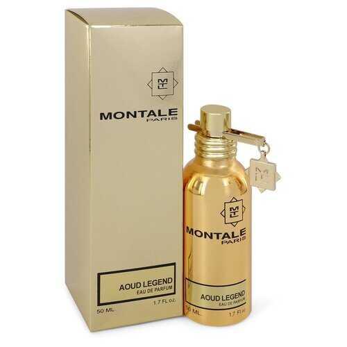 Montale Aoud Legend by Montale Eau De Parfum Spray (Unisex) 1.7 oz (Women)